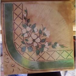 Piso Porto Ferreira 20x20 Ref. 731 Museu do Azulejo