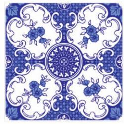 Azulejos antigo fora de linha Azulejo Decoração Especial Ref. 885