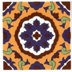 Azulejos antigo fora de linha Azulejo Decoração Especial Ref. 909