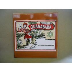 Azulejos de Cervejaria Brahma Guanabara Ref. 2012 Museu do Azulejo