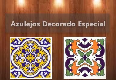 Azulejo Decorado Especial