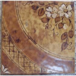 Piso Porto Ferreira 20x20 Ref. 734 Museu do Azulejo