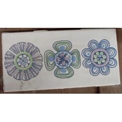 Azulejo fora de linha Ceramus Bahia 11x22 Ref. 865
