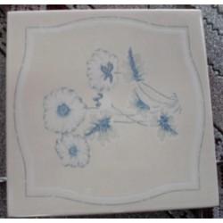 Azulejo Cecrisa 15x15 Fora de Linha - Ref. 860