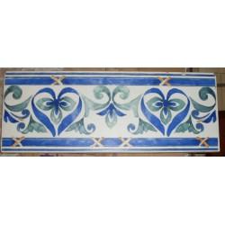 Faixas cerâmica Ref. 516 Museu do Azulejo