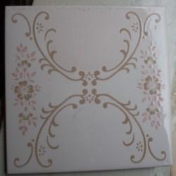 Azulejo Cecrisa 15x15 Fora de Linha - Ref. 859