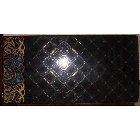 Azulejo Antigos Brilho Cerâmica Ref. 598 Museu do Azulejo