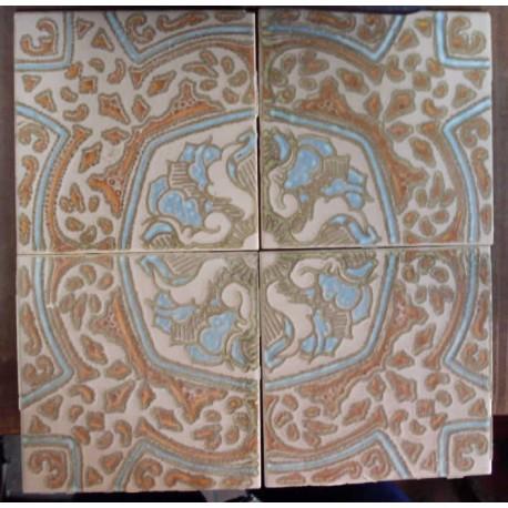Azulejos Antigos para Mosaícos Ref. 421 Museu do Azulejo