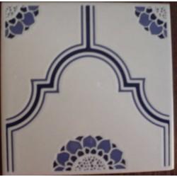 Azulejos Antigos para Mosaícos Ref. 363 Museu do Azulejo