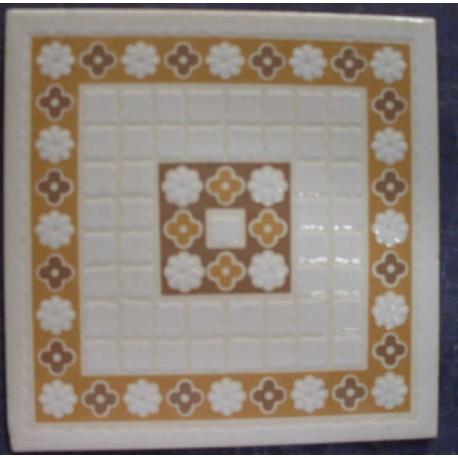 Azulejos Antigos para Mosaícos Ref. 448 Museu do Azulejo