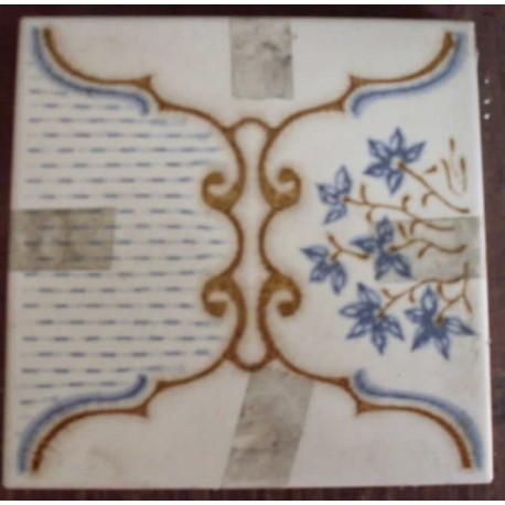 Azulejos Antigos para Mosaícos Ref. 476 Museu do Azulejo