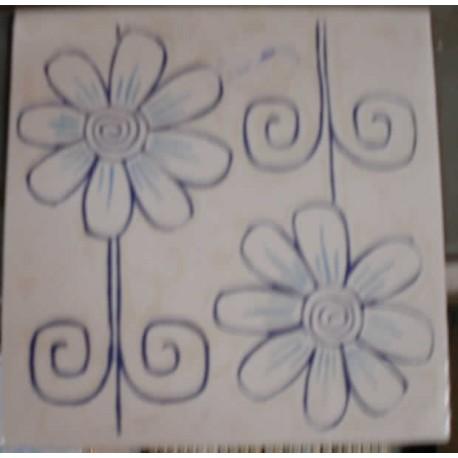 Azulejos Antigos para Mosaícos Ref. 497 Museu do Azulejo