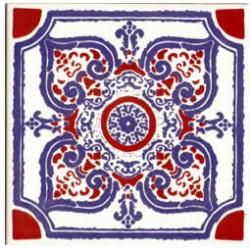 Azulejos antigo fora de linha Azulejo Decoração Especial Ref. 904