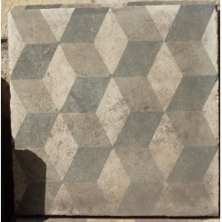 Piso de Calçada Fora de Linha - Ref. 809 Museu do Azulejo