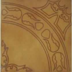 Azulejo fora de linha Decorado Eliane 20x20 - Ref. 044